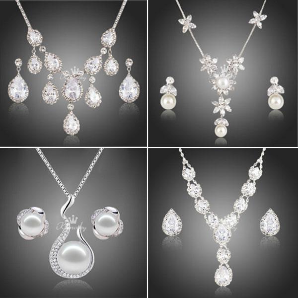 c81ad0149 Aké sú vhodné šperky pre nevestu? - Družička