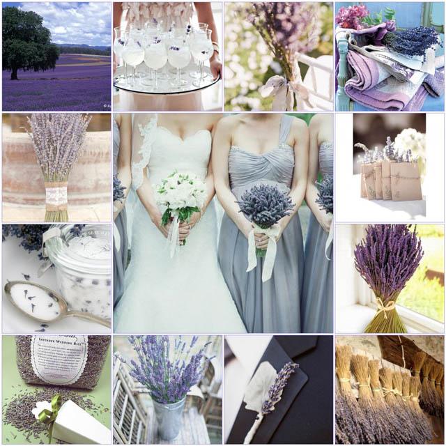 Voňavá levanduľová letná svadba - Družička 3b188a6064c
