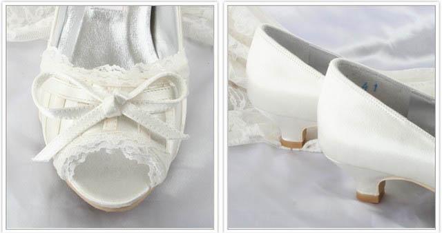 e979a1da29 5 tipov pre svadobné topánky na letnú svadbu - Družička