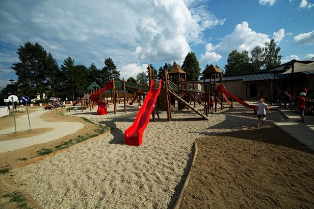 Meridiana Bojnice detské ihrisko