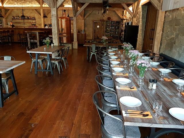 Meridiana Bojnice reštaurácia
