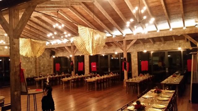 Meridiana Bojnice veľká sála