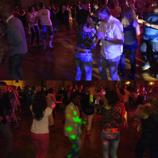 Salsa party Meridiana Bojnice