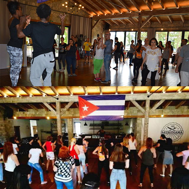 Salsa workshop Bojnice