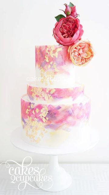 torta_malovana_so_zlatom