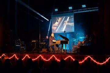 Jozef Hollý piano show Banská Štiavnica Kultúra