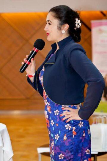 Tami Gončárová, Konferencia Inspira