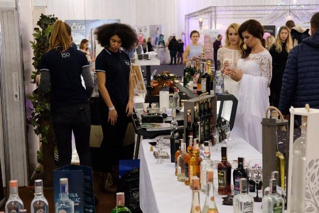 Svadobný veľtrh Incheba 2018 - nápoje na svadbu