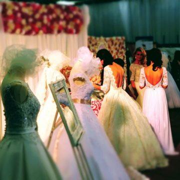 Svadobný veľtrh Incheba 2018 - svadobné šaty 3