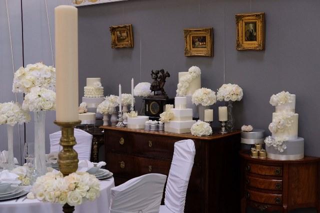 Svadobný veľtrh Incheba 2018 - svadobné torty