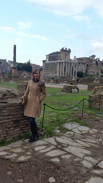 Ako sa obliecť na cestu do Ríma