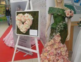 Saty z kvetov - Svadobna vystava TMM