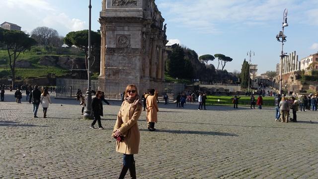 Styl na mieru v Ríme