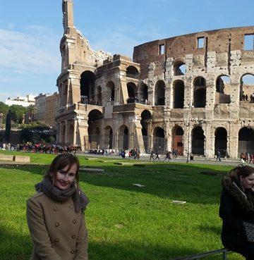 Stylmakerka v Ríme