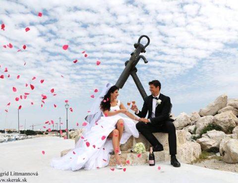 svadba na vlnach druzickask