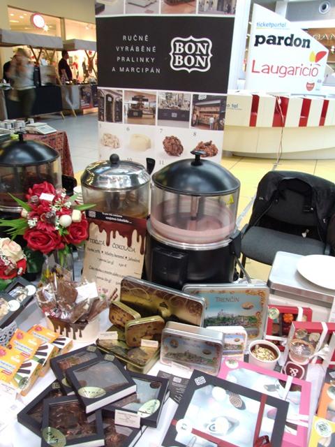 Dni kávy čaju čokolády TN - Bon bon