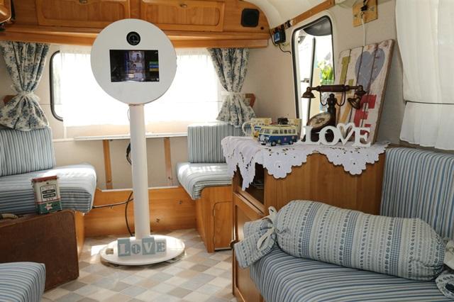 svadobny foto karavan
