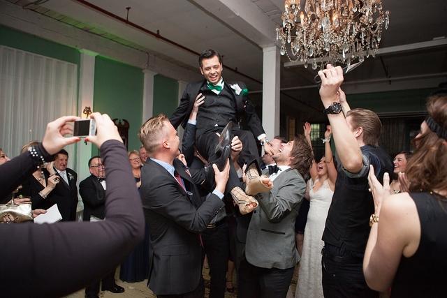 dánska svadobná tradícia