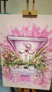 Ilustrácie ku knihe Ela a jej kľúče k zázrakom, Zuzana Almáši Koreňová
