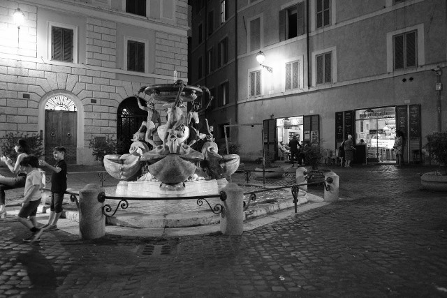 Rim - Fontana korytnaciek