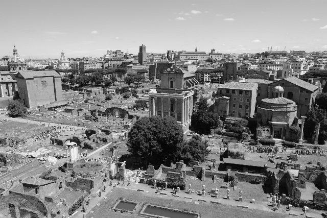 Rim, Forum Romanum 3