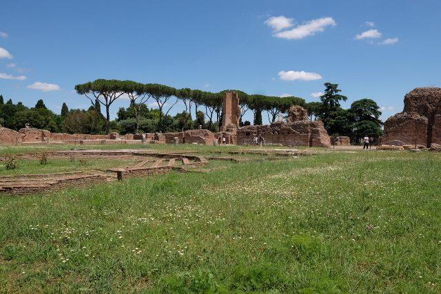 Rim svadba, Palatin 2