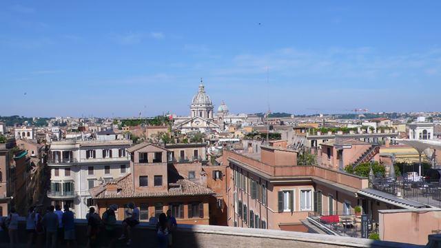 vyhlad na Rim 1
