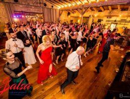 Cubano Project Ples - Meridiana Bojnice ples 2019