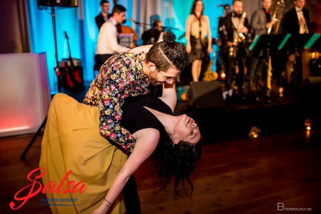 Meridiana Bojnice - Salsa ples 2019