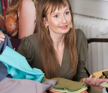 Marcela Spalkova stylmakerka