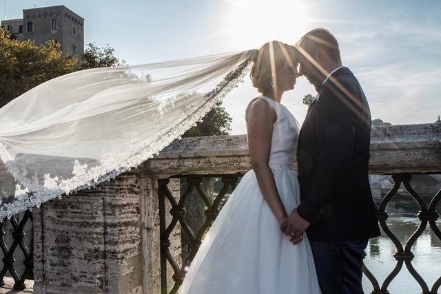 Jesenna svadba v Rime