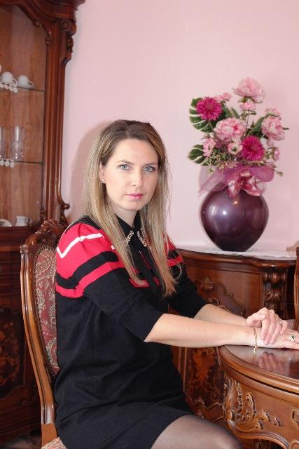 Gabriela Štefkovičová Ciaralli, svadba na Palmovej riviére
