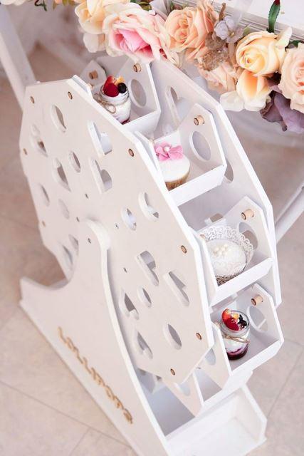 Lollipops na svadbu inventar