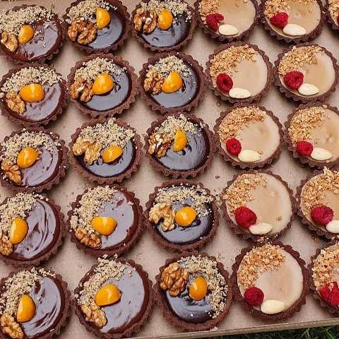 Tartaletky na svadbu od Lollipops