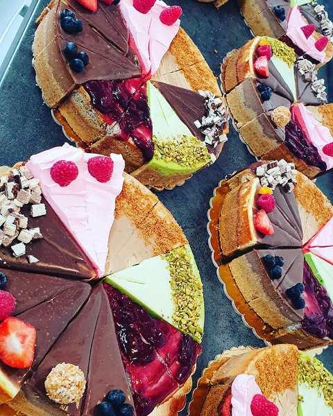 torty na svadbu a oslavu Lollipops