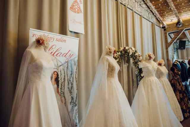 Meridiana Bojnice vystava svadba 2020 - svadobne saty Milady