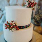 Svadobna vystava Meridiana Bojnice_svadobna torta