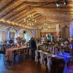 Svadobna vystava Meridiana Bojnice_svetelny strop