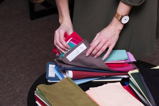 Farebná typológia v oblečení, Štýlmejkerka Marcela