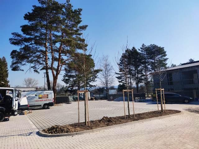 Penzión Meridiana Bojnice výstavba