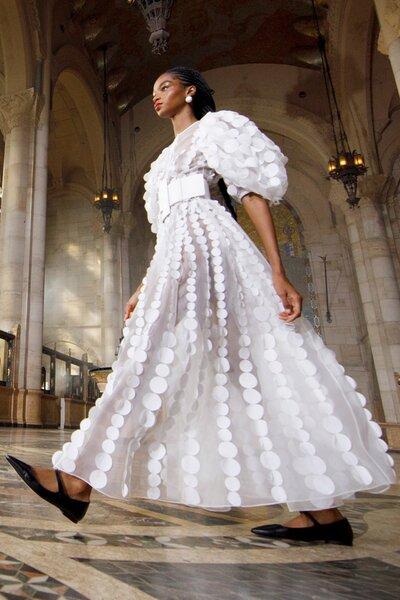 svadobné šaty Carolina Herrera
