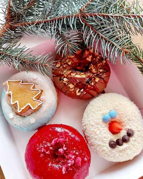 Vianočné donuty, Heaven Donut Prievidza