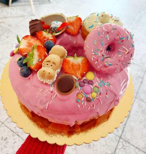 donut totička na oslavu, Heaven Donut Prievidza