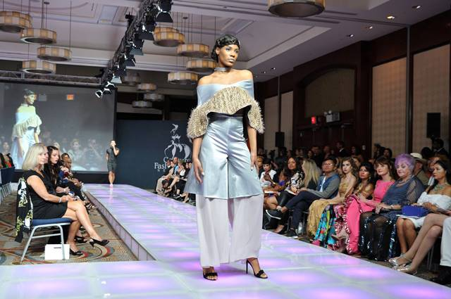 módna show NewYork 1 Veron fashion