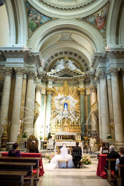Svadba_v_Rime _ kostol