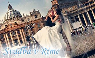 Svadba v Ríme