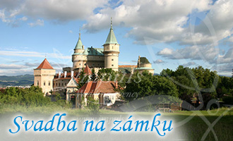 Svadba na zámku