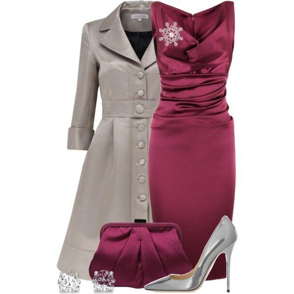 ccee572505e2 Inšpirácie na šaty pre svadobnú mamu. saty pre mamu cyklamenove