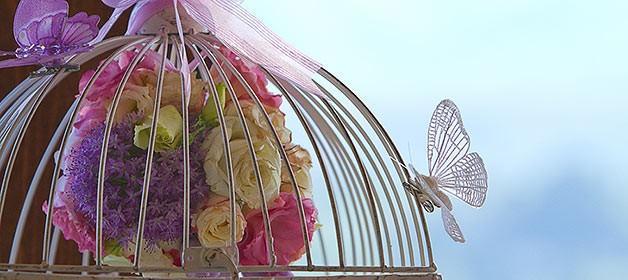 Romantická shabby chic a vintage svadba - Družička bb73be8f77b